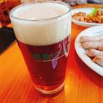 長島ビール園 - ドリンク写真: