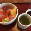 レストラン天王 - 料理写真:ミニ海鮮丼