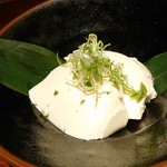 旬彩酒庵 おねぎや - 葱豆腐
