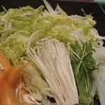 たなか屋 - 野菜盛り~♪