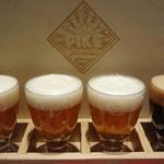 101896560 - クラフトビール飲み比べ