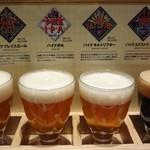 101896563 - クラフトビール飲み比べ
