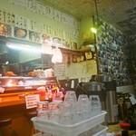 マルトマ食堂 - 店内