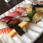 和楽房 尚奄 - お寿司
