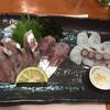 すし処 やまさき - 料理写真:釣アジ 生たこ