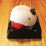 江戸うさぎ - 妖怪とまと大福  税込200円