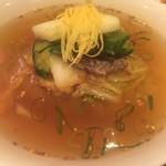 焼肉 食道園 - 冷麺