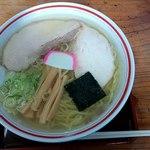 吉野屋食堂 - 塩大盛り750円