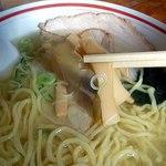 吉野屋食堂 - メンマ