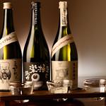 一軒家居酒屋 一堂 - 日本酒