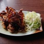 中国家庭料理 香福園 - 料理写真:前回の注文時、お通しは豚足