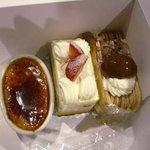 ケーキハウス チューリップ - 料理写真:購入ケーキ