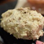 カンティノーネ ItalianBAR KIMURAYA - 燻製ポテトサラダ
