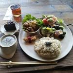 米day no.1 - 玄米で
