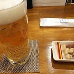 ケールイス - ビールとおつまみがセット