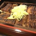 松田うなぎ屋 - 料理写真:せいろ蒸し