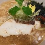 うまい麺には福来たる 西大橋店 - 鯛ソテーアップ