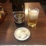 甲州屋 - ビールはラガーが好き
