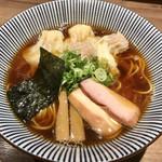 中華soba いそべ - 料理写真:胡椒を入れたら美味しくなった