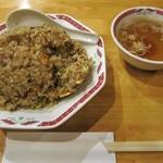 珍万 - 炒飯