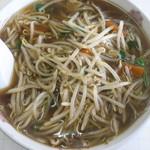 むつみ中華 - 料理写真:もやしソバ
