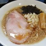 101917658 - 煮干しの日限定麺「鯛煮干の中華そば」(2019年2月14日)