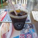 フレッシュロースター珈琲問屋 - 「アイスコーヒー(S)」¥200