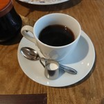 ムーラン - セットのコーヒー