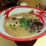 101921393 - 博多ラーメン細麺