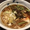 そばいち - 料理写真:トップフォト 山菜そば