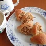 ロイズ - ごぼうエピ;休日の朝食が少しリッチな気分になりますね(^^♪~ @2019/02/10