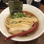 神戸灘八 - ストレート太麺