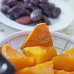 10193026 - 東埔塞瓜(かぼちやうり)、胡蘿蔔(にんじん)