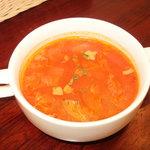 ティースタイル - 本日のスープ