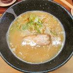 らーめん 上方 麺三昧 阿倍野店 - 醤油らーめん