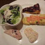 10193635 - ランチの前菜