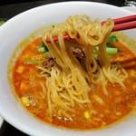 101933694 - 極正統派の麺&スープ!