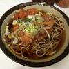 立食いそば処 きそば - 料理写真:桜海老天そば350円