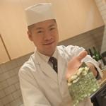 101940213 - のどぐろ巻き 浅葱と生姜                       はにかみ店主さん(掲載許可済)