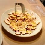 meuglement - 料理写真:マッシュルームのサラダ