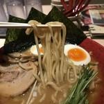えびそば えび助 - 麺UP