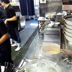 麺屋 ささき - 厨房