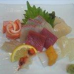 居酒屋竹の子 - 料理写真:刺身盛合わせ¥1580~