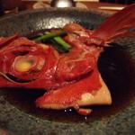 101950590 - 金目鯛煮魚(2150円)ニラ(2019年1月)