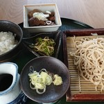 手打蕎麦シマ - 料理写真: