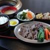 牛八 - 料理写真:バラ定食 1000円
