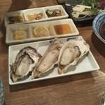 Uogashisakabaekimaehamaken - 牡蠣