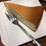トラットリア チェントパスタ - チーズケーキ +280円