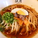 胡月 - 冷麺並