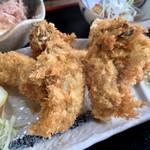 かき処 海 - カキフライ